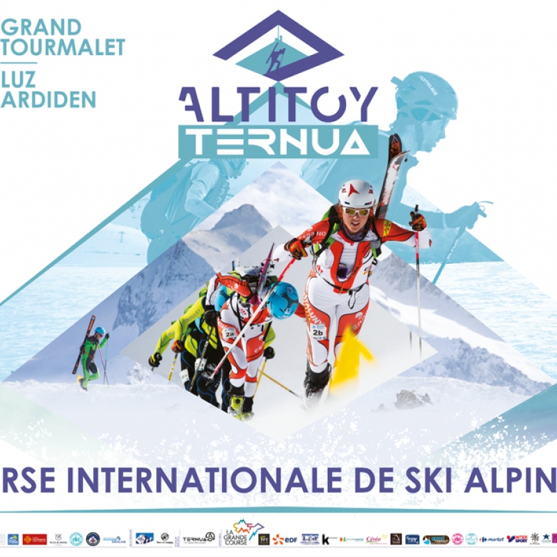 Course internationale de Ski alpinisme Altitoy Ternua